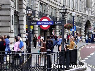 ロンドン リージェントストリート