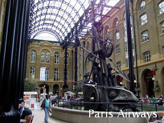 ロンドン HAY'S GALLERIAR