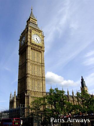 ロンドン ビッグベン 国会議事堂