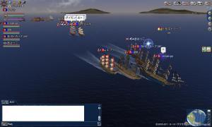 連携艦隊の皆様と
