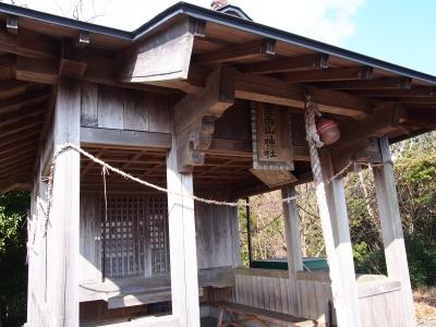 3霊雨山神社