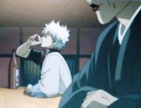 銀さんと酒