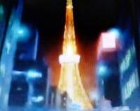 銀魂 ギンタマン・何故か東京タワー