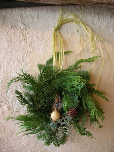 Christmas wreath 2010