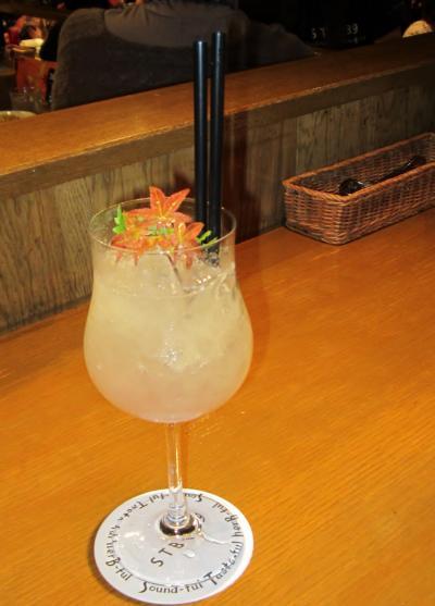 jamminZeb 4周年ライヴ 今日の特製アルコール