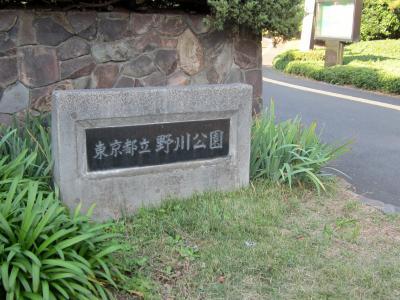 都立 野川公園入口