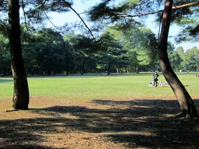 都立野川公園 公園内の風景