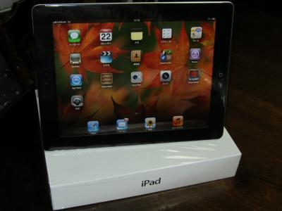 マイ iPad2  Wi-Fi 3G 32GB Black