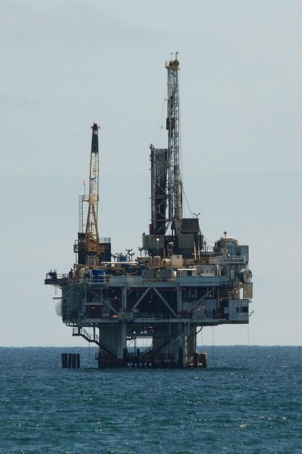 石油プラットフォーム
