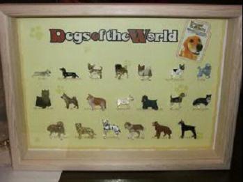 犬種ピンバッチ