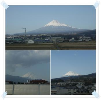 富士山クリック♪