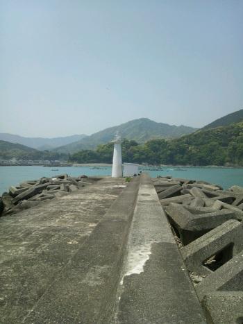 上ノ加江灯台