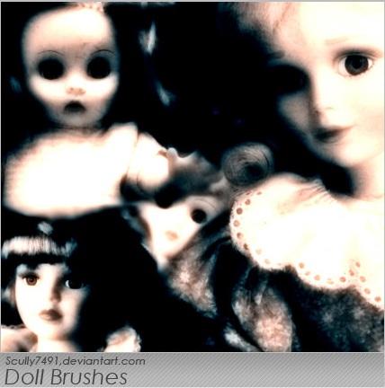 Doll Brushes