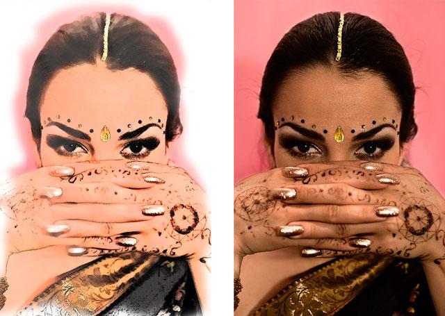 Photoshopで写真を絵画・イラストのように加工する方法