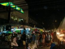 夜の町プーケットナイトライフ ナイトライフ情報&夜遊びツアー