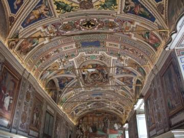 ローマ054ヴァチカン美術館