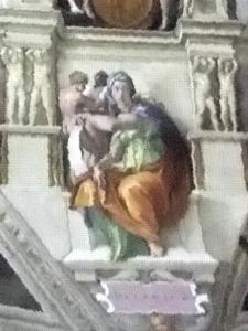 ローマ058デルフィの巫女