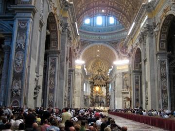 ローマ060サンピエトロ大聖堂
