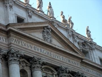 ローマ063サンピエトロ大聖堂