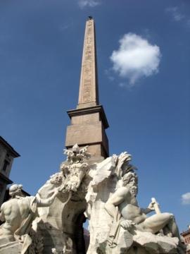 ローマ081ナヴォーナ広場