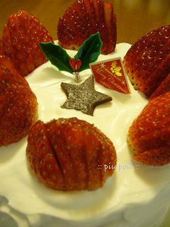 クリスマスケーキ☆2011