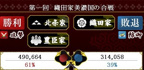 2戦目結果