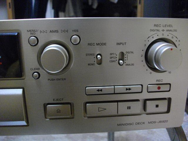 MDS-JB920 3
