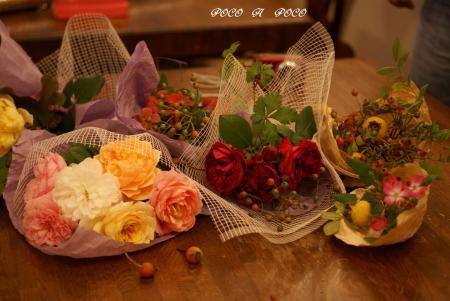 みんなの花束