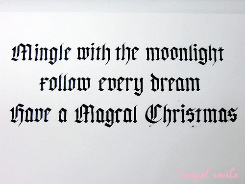 2011年クリスマス作品作り