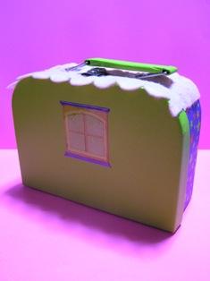 バッグ型ミニドールハウス1