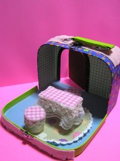 バッグ型ミニドールハウス4