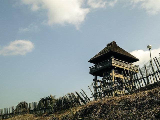 淀江 伯耆古代の丘公園