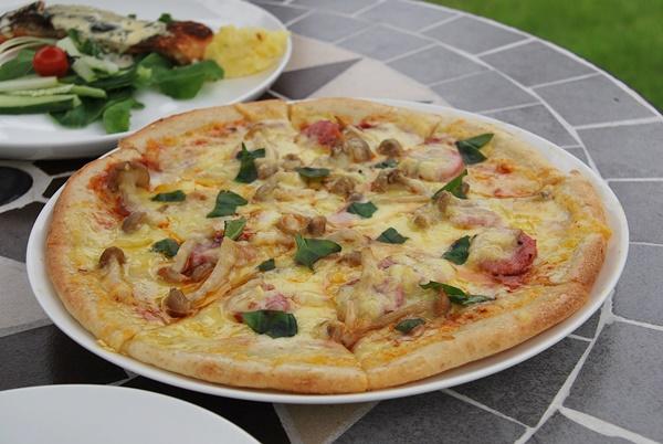 ピザ(セット)