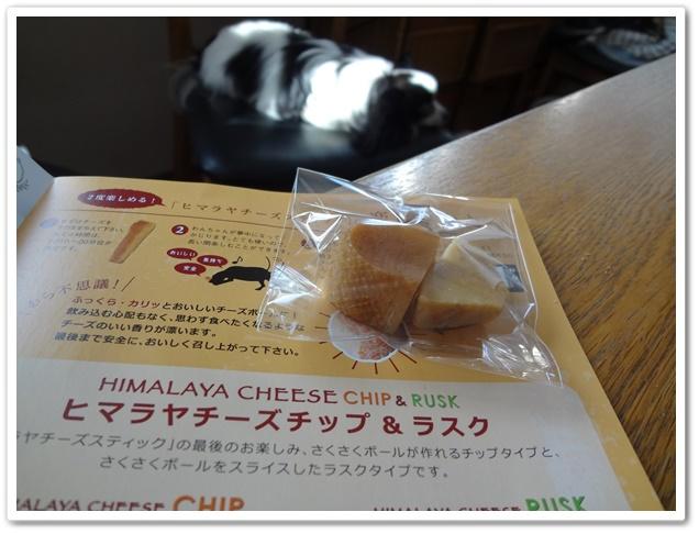 ヒマラヤチーズチップ