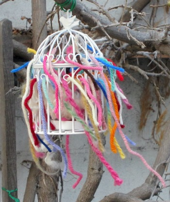 鳥の巣ヘルパー