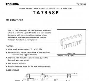 ta7358p datasheet
