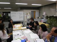 富山プロボノカフェ2012年4月例会