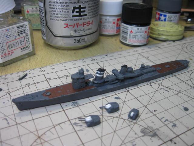 駆逐艦 白露 の3