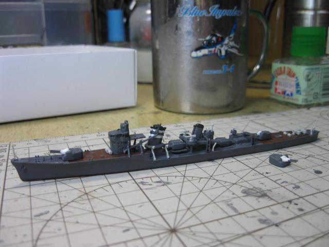 駆逐艦 白露 の4