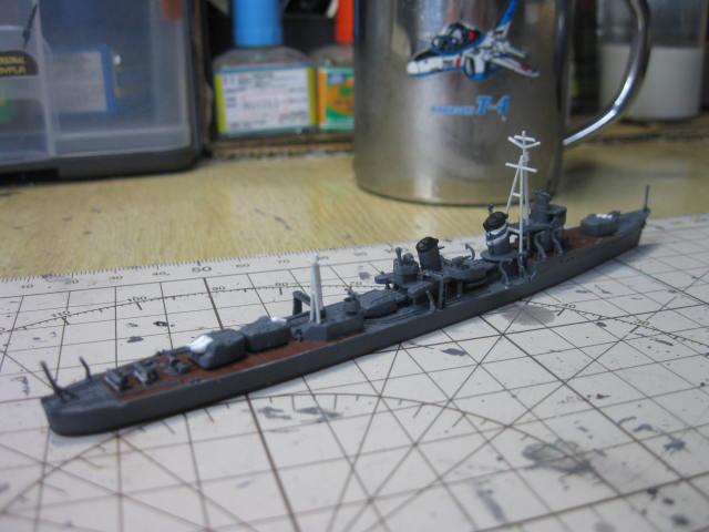 駆逐艦 白露 の5