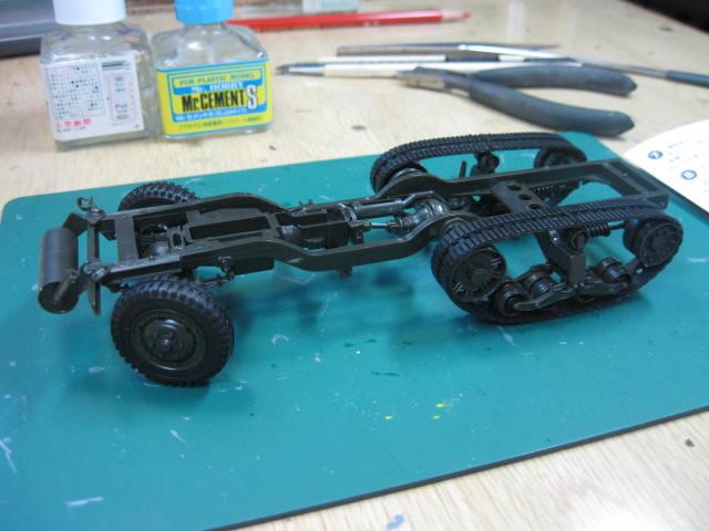 M3ハーフトラック の1