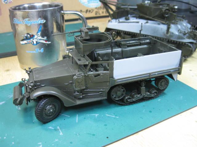 M3ハーフトラック の2