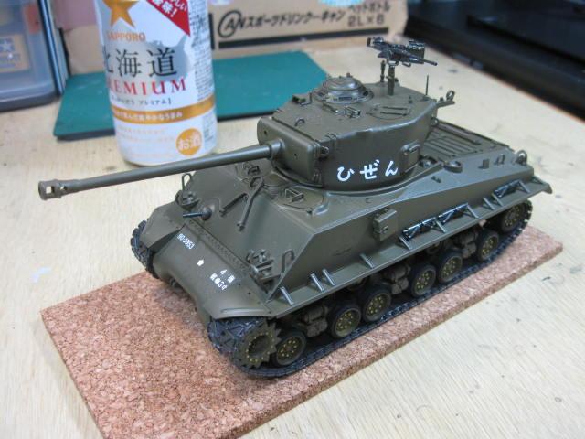 M4A3E8 の2