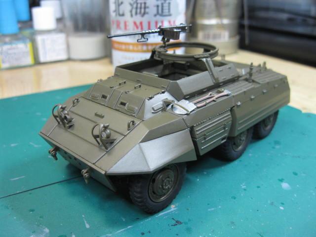 M20 塗装終了