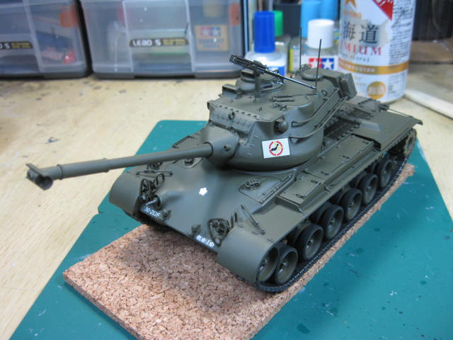 M47 Patton JGSDF