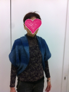 2011 A/W Kさん 変形マーガレット