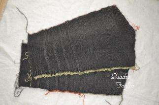 2011 A/W セーター 袖完了