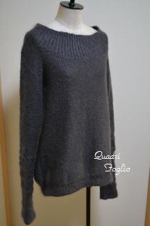 2011 A/W セーター 完成