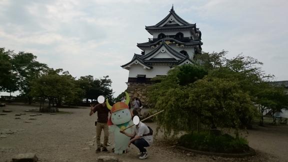 彦根城と私
