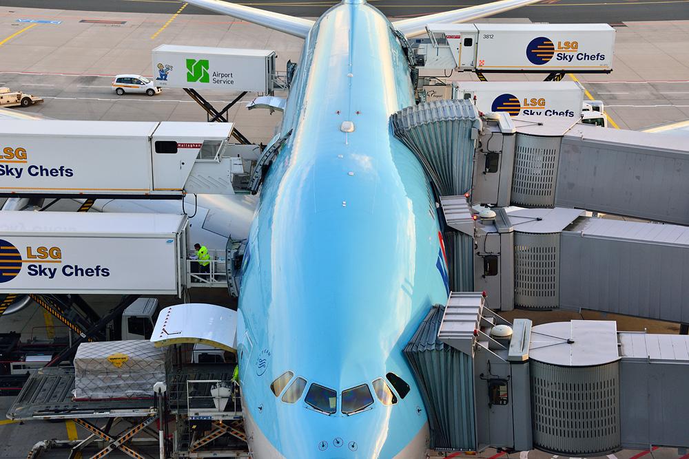 大韓航空A380